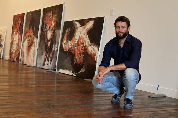 Painter Ben Quilty and video artist Shaun Gladwell documented the lives of troops in Afghanistan are about to put the results on show.