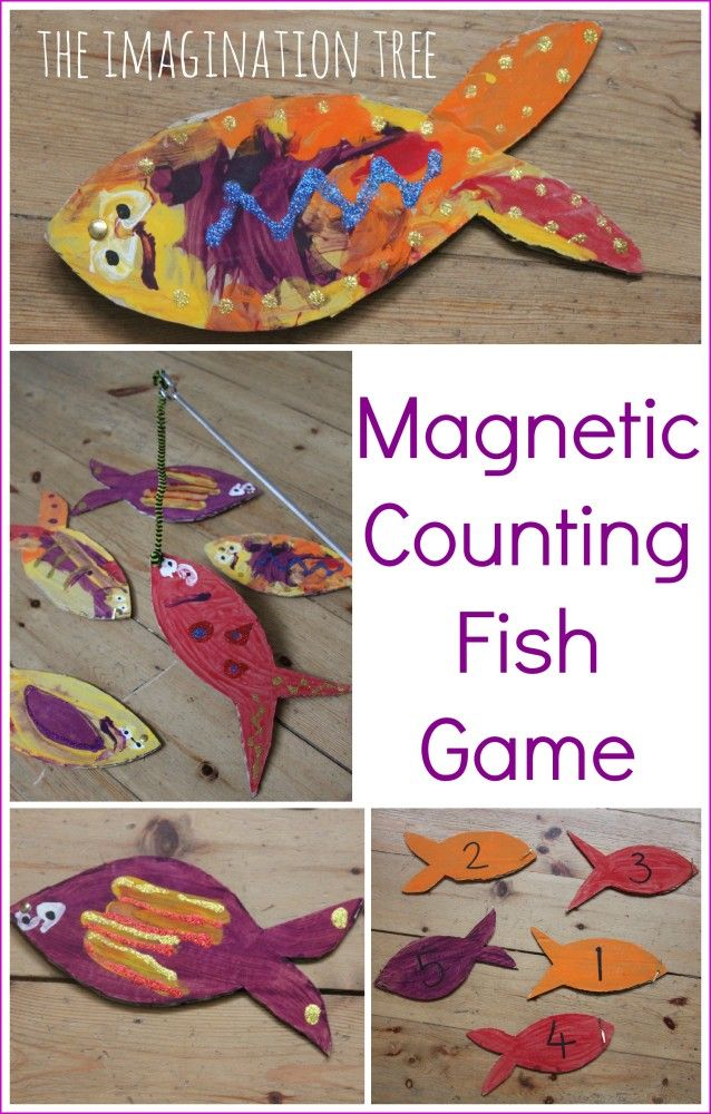 17 best images about art recycling lessons on pinterest for Fishing games for kids free