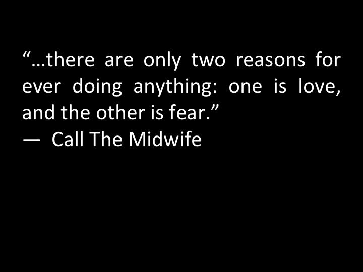 Call the Midwife,,,,,,,,,maybe not lovely just true