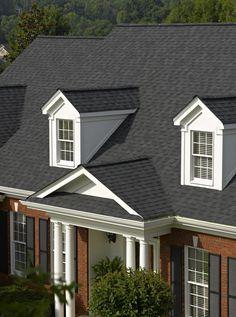 Moire Black Landmark Shingles Google Search Roof