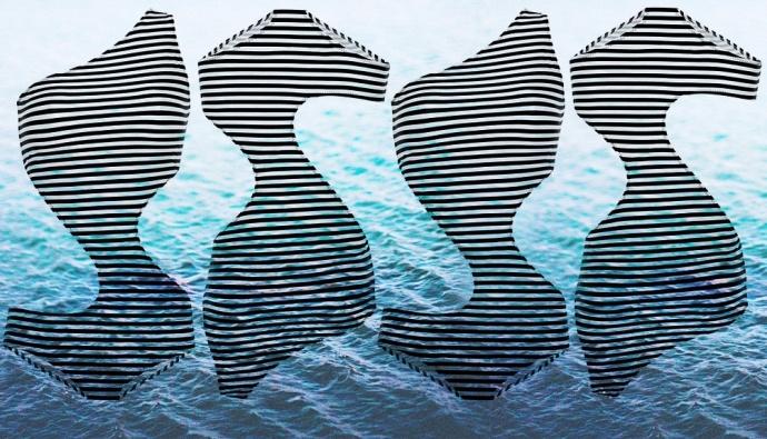 """Американский дизайнер Норма Камали известна, кроме всего прочего, своими купальными костюмами — в одном из них актриса Фарра Фосетт появилась на постере сериала """"Ангелы Чарли"""" в 1976 году"""