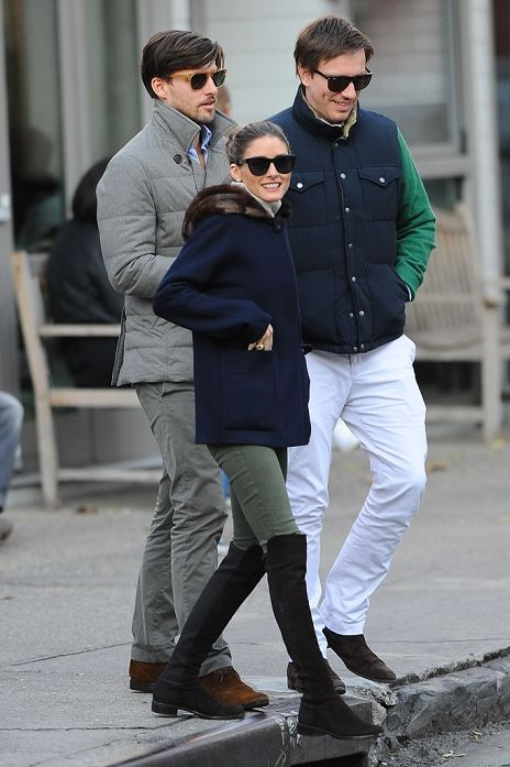 The Olivia Palermo: Snapped: In NYC