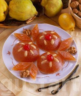 Lajos Mari konyhája - Birsalmasajt