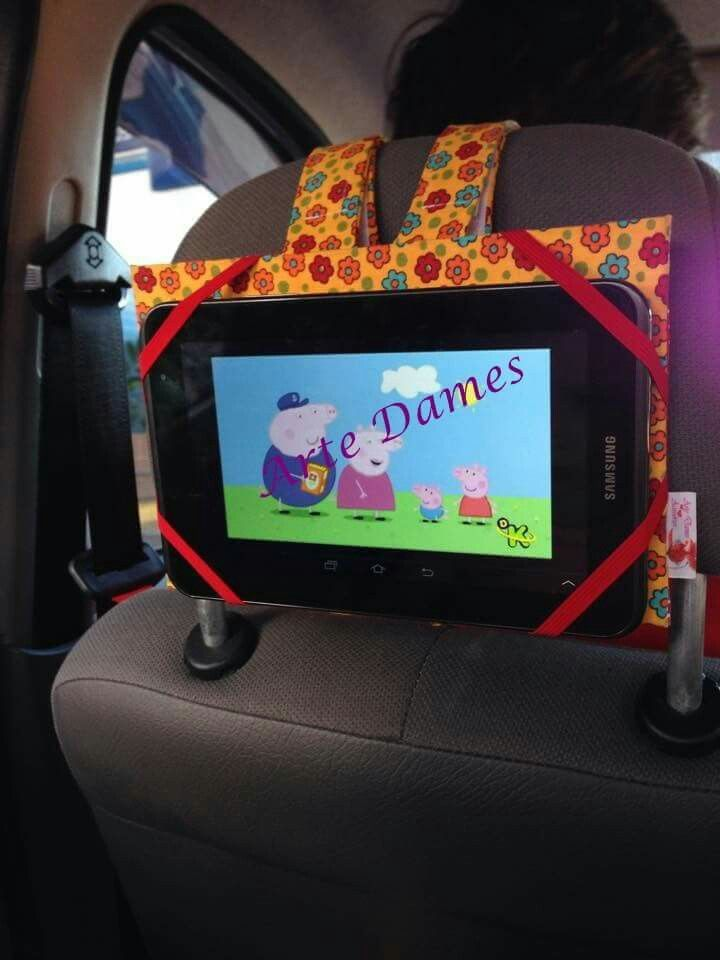 Porta tablete pra carro