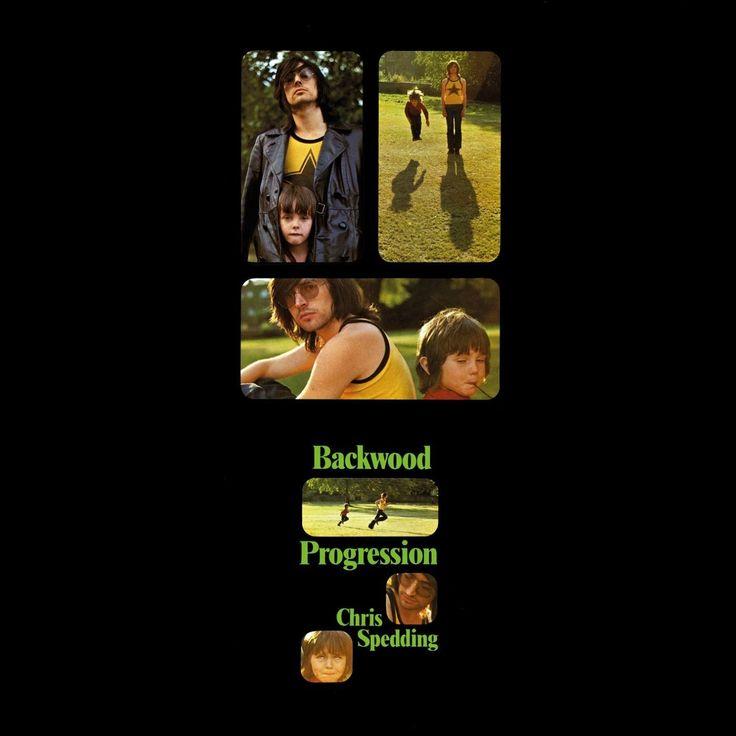 Chris Spedding - Backwood Progression