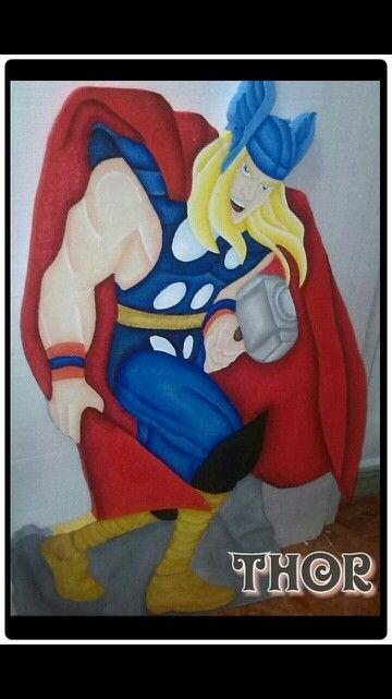 Thor imagen para mesón