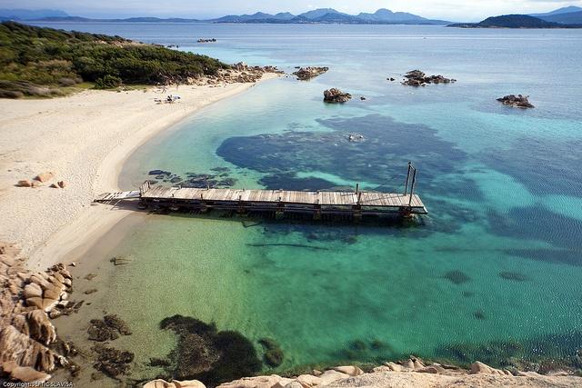 Capriciolli Beach, Costa Smeralda, #Sardinia, Italy