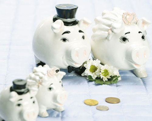 Budgeting for your wedding...
