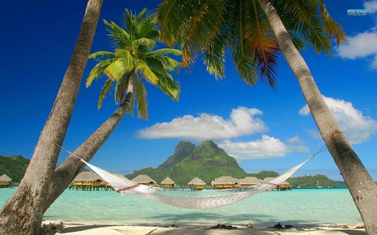 Bora Bora Islands best place for vacations