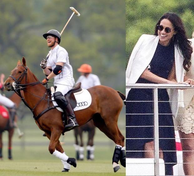 Меган Маркл и принц Гарри публично поцеловались  https://joinfo.ua/showbiz/1205607_Megan-Markl-prints-Garri-publichno-potselovalis.html