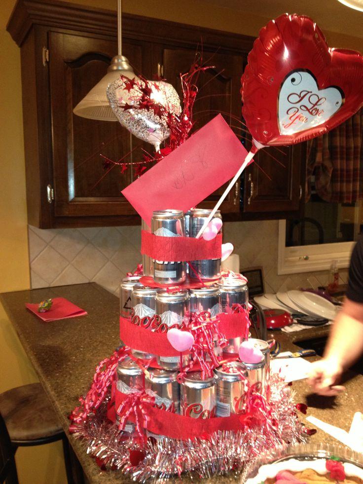 My boyfriends valentines cake !