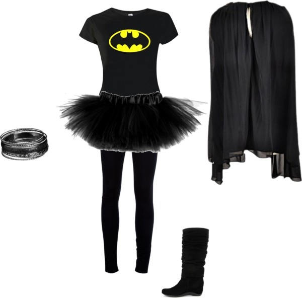 Diy batgirl costume with tutu - photo#27