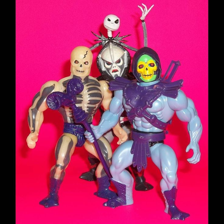 """You got a problem with this skeleton crew?"" (check out Ebay seller: kash-king-kollection) (http://ift.tt/1TNZyxx) #mastersoftheuniverse  #motu  #heman  #toyrevolution  #toyplanet  #toystagram  #lego  #playmobil  #toycrewbuddies  #actionfigureattack  #mattycollector  #toycommunity  #shera  #princessofpower  #weareagelessgeeks  #gymlife  #gymrat  #gym  #gymaholic  #gymtime  #skinny #skeleton #gangsta  #gang #gang_family  #timburton  #nightmarebeforechristmas  #party #gay #instagay by…"