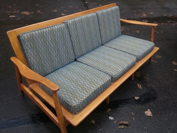 seattle mid century furniture. Seattle: Mid Century Danish Inspired Sofa $675 Obo - Http://furnishlyst Seattle Furniture