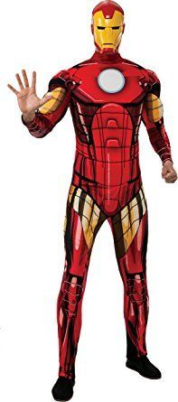 Adult Iron Man Costume