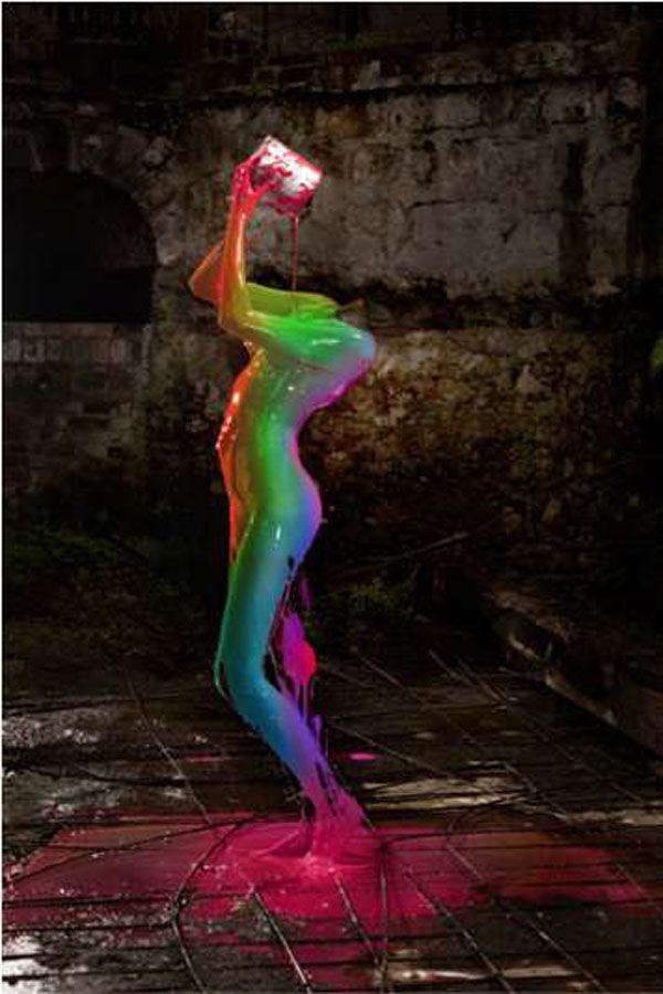 Aaron Nace - fotografia konceptualna