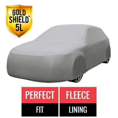 THIS!! $140 FREE SHIP Gold Shield 5L Car Cover (mashine wash air dry) can resist all types of extreme weather conditions such as snow storms, desert heat, hail storms since it's 100% waterproof and water-resistant. The Ultimate Car Cover exclusively offers an inner layer of soft fleece lining, making sure to protect your vehicle's paint and finish. The package includes a free storage bag, antenna patch, and cable lock, plus we ship it to you for free. We back up this Car Cover with our full…