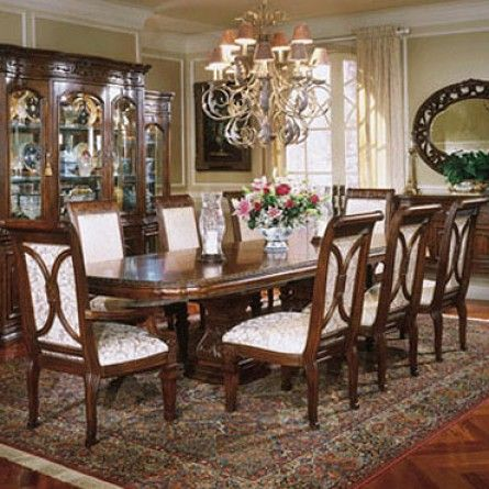 AICO VILLAGIO DINING SET