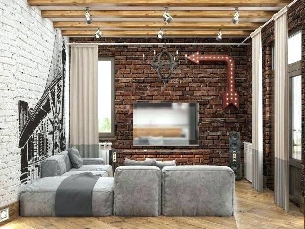 45 Unique Industrial Wall Decor Ideas Detectview Brick Interior Wall Exposed Brick Walls Industrial Wall Decor