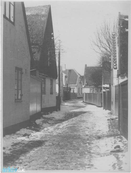 Strandstræde 1920-1930