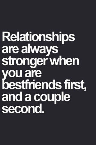 Download free Relationships Are Always Stronger Mobile Wallpaper contributed by meister, Relationships Are Always Stronger Mobile Wallpaper is uploaded in Quotes category.