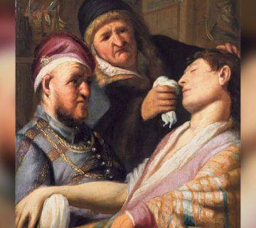 Het ontdekte werk van Rembrandt (TEFAF)