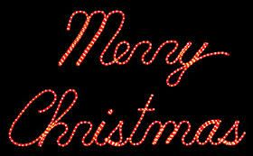 merry christmas rope light sign - Google Search