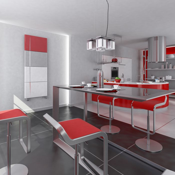 Elemento Radiante #design #kitchen #modular #custom THERMO LUX