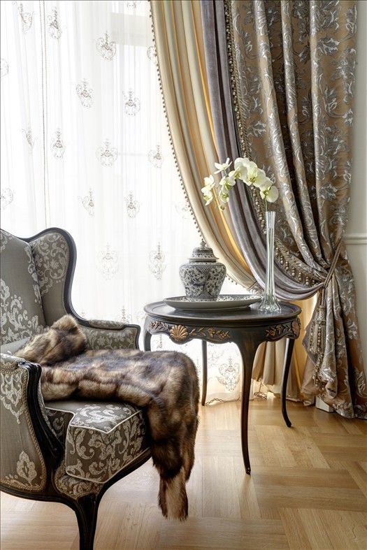 Living Room Curtains Design Extraordinary Best 25 Living Room Drapes Ideas On Pinterest  Living Room Design Inspiration