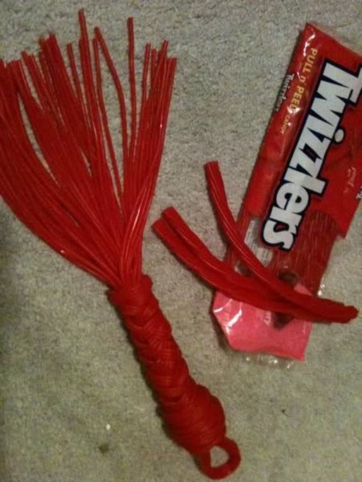 how to make your own flogger