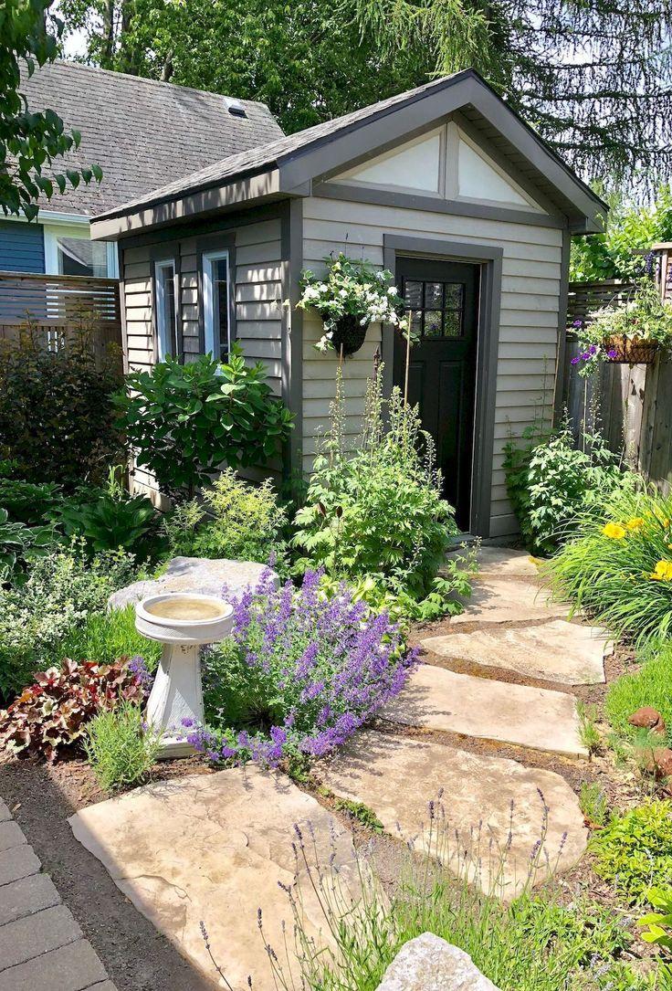 73 Stunning Small Cottage Garden Ideas for Backyard ...