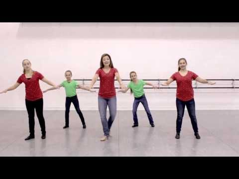 Time 2 Teach  Just saw this idea for a cute little Christmas concert dance idea! I'd love to see a video of students actually performing this dance at a concert! Soooo, if you do it, please send us a video in the comment section!