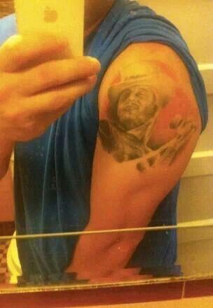 Ronnie Van Zant Tattoo | lynyrd skynyrd | Pinterest | Van ...