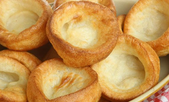 Yorkshire pudding, la ricetta originale dei cestini salati inglesi! | Masterchef UK