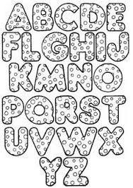 Resultado de imagen para moldes de letras para bienvenidos a mi fiesta