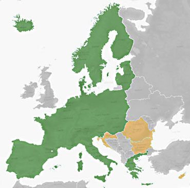 How to track your stay within the Schengen Area.