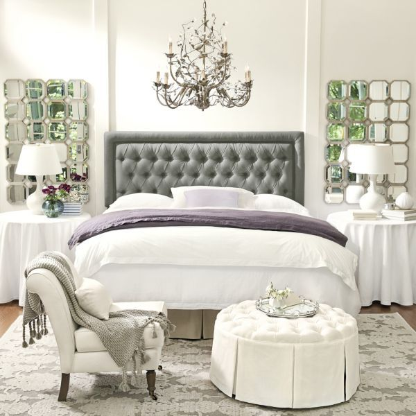 Giselle Tufted Headboard.Bed Designs, Headboards
