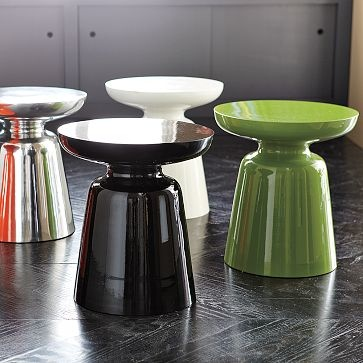 stools: Tables Chairs, Living Rooms, Side Tables Stools, Guest Bedrooms, Bedside Tables, Elm Round, Accent Tables, Families Rooms, West Elm