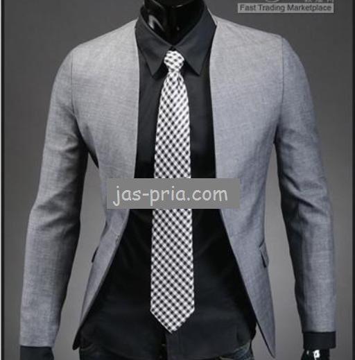 MODEL CASUAL BLAZER PRIA EXCLUSIVE WARNA GREY MODERN BLAZ92 Tampil keren dan maskulin menjadi dambaan setiap pria, namun ada kalanya terkendala dengan koleksi baju yang dimiliki. Apalagi bila berbicara pakaian kerja seperti kemeja yang sepertinya terbatas secara model. Cobalah mengenakan produk baju blazer pria exclusive. Sebuah produk premium untuk anda yang berselera tinggi dalam hal …
