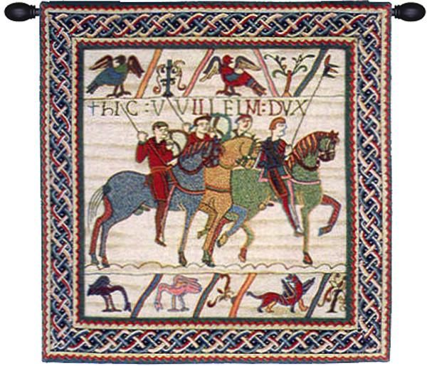 the battle of hastings duke of Battle of hastings: battle of hastings, battle on october 14, 1066, that ended in the defeat of harold ii of england by william, duke of normandy, and established the.