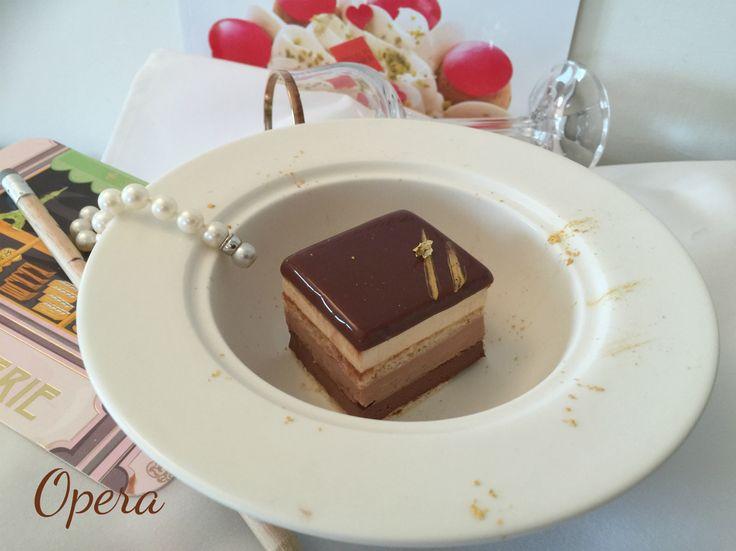 I Dolci di Pinella: Opera ai 3 cioccolati