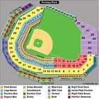 #Ticket  1 Boston Red Sox vs Texas Rangers Tickets 7/4 Sect  RIGHT FIELD ROOF BOX 25  #deals_us
