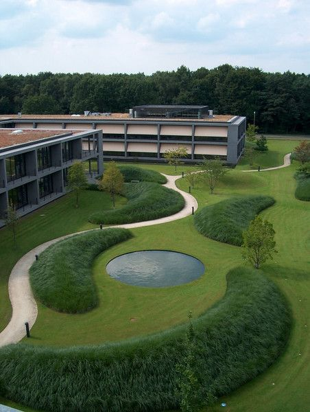 Ernsting's Family Campus, Coesfeld-Lette, Germany (corporate project)