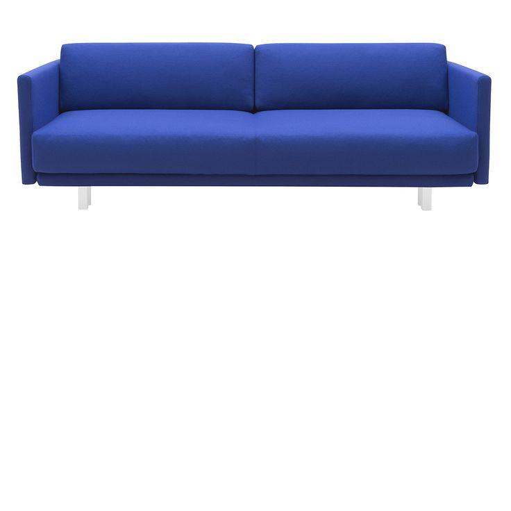 Canapé convertible Mondo - Bleu