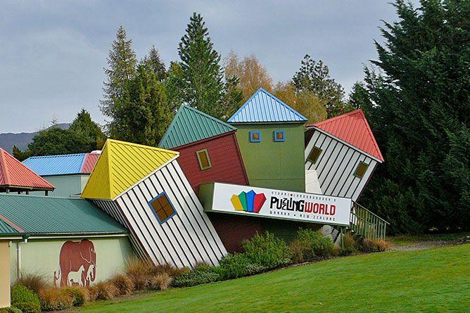 Puzzling World, Wanaka New Zealand