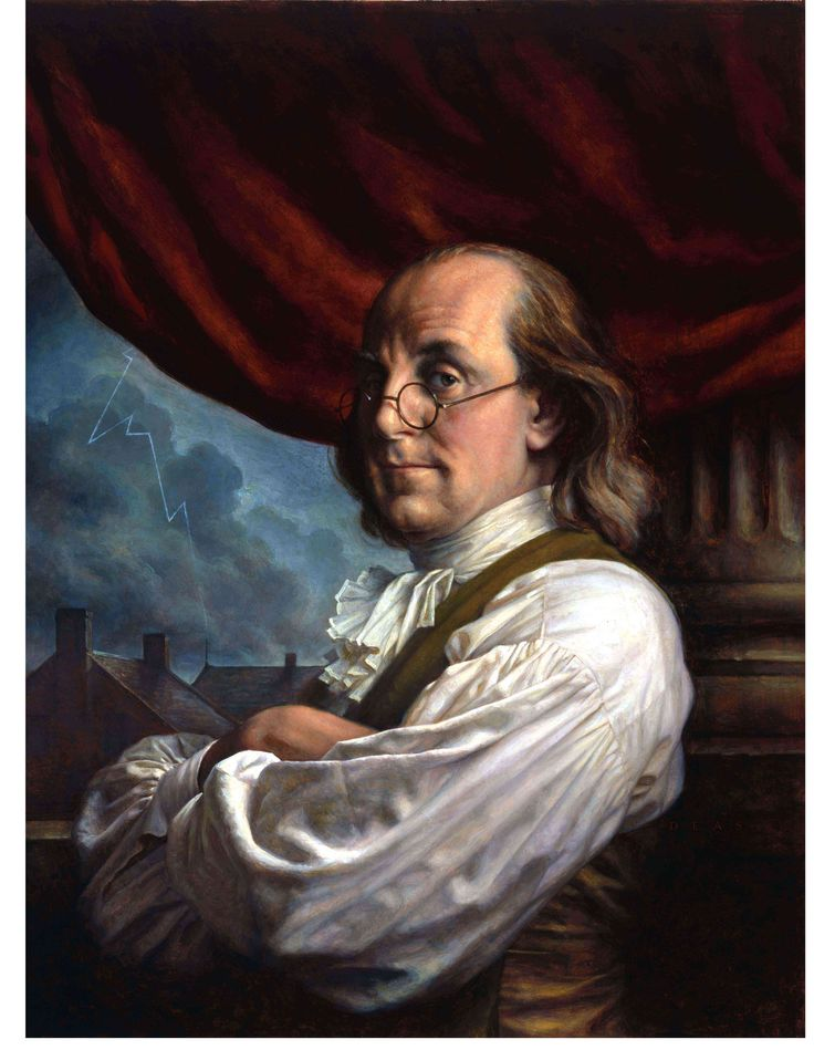 the personality of benjamin franklin The benjamin franklin effect is an excellent example of this our founding father  is one of the most admired personalities in history and was an.