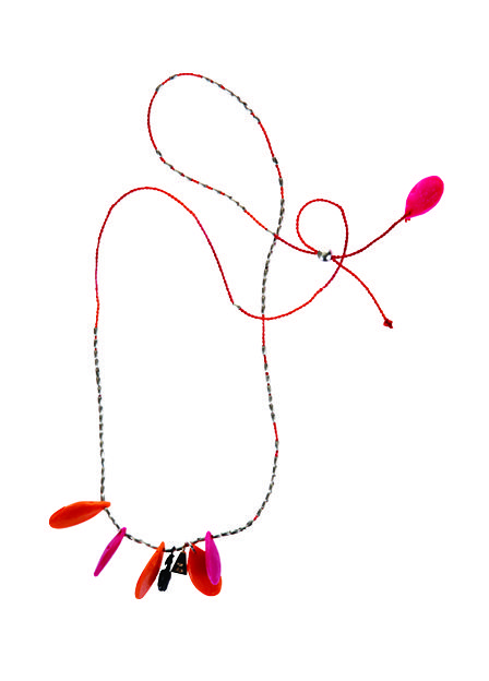 Lucy Folk presents BENTO - Resort 12/13 - SUPER SEED NECKLACE