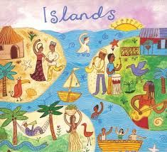 Islands. Música popular de Cabo Verde, Martinica, Puerto Rico, Cuba, Madagascar, Tahiti, Hawaii y Tortola. Fondo multicultural de la Biblioteca Manuel Alvar (Delicias)