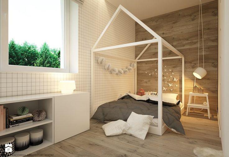 Pokój dziecka styl Skandynawski Pokój dziecka - zdjęcie od ELEMENTY - Pracownia Architektury Wnętrz