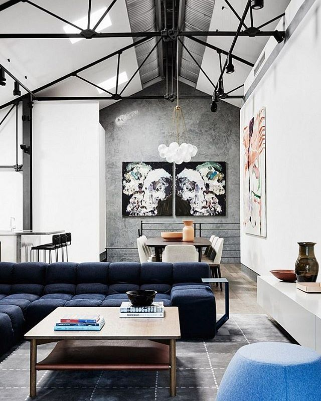 Richmond residence was designed by we are huntly an interior design studio based in melbourne we are huntly completed the furniture
